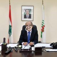 وزير الشباب والرياضة جورج كلّاس - محمد سلمان