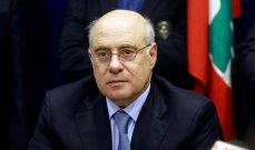 كميل أبو سليمان: لا رغبة لدي ولا استعداد أن أكون حاكما لمصرف لبنان