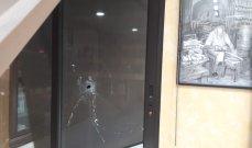 بلدية صيدا: رصاصات طائشة جراء اشتباكات عين الحلوة طاولت مكتب السعودي الخاص في سينيق
