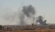 النشرة: اشتبكات عنيفة في محافظة درعا بالتزامن مع قصف مدفعي للجيش السوري على مواقع المسلحين