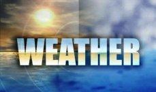 طقس ماطر وعاصف ابتداء من مساء اليوم نتيجة منخفض جوي ويستمر تأثيره حتى مساء الجمعة