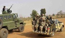 الجيش النيجيري أعلن صد هجوم شنه متشددون