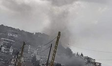 الجديد: قتيل و3 جرحى إثر إطلاق نار كثيف وحرق لأحد المنازل في وادي الجاموس بعكار
