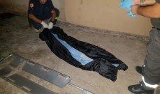 العثور على جثة شاب في بعلشميه - قضاء بعبدا مكبلة اليدين والرجلين