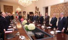 طاولة الحوار أمام تلاقي مشهدين سوري ولبناني