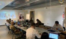 الجيش: ضباط شاركوا بورشة عمل حول القواعد الدولية التي تحكم العمليات العسكرية