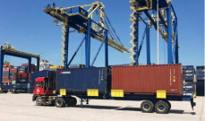 بين إضراب الشاحنات ونظام الجمرك 2000 طن من الصادرات الزراعية مهدددة بالتلف على مدخل المرفأ !