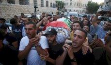 مقتل 4 فلسطينيين في اشتباكات مع الجيش الإسرائيلي