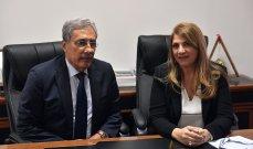 ماري كلود نجم سلمت وزارة العدل: الحل ببناء الدولة المدنية