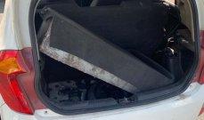 الأمن العام: ضبط سيارة بعد أن قام صاحبها بتركيب خزان اضافي لتعبئة الوقود داخل الصندوق