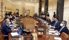 مصادر رئاسة الحكومة للشرق الاوسط: مجلس الوزراء  غير معطل والاتصالات مستمرة