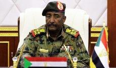 البرهان: القوات النظامية تقف مع الشعب السوداني لحماية الفترة الانتقالية