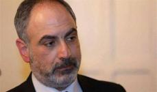 زياد أسود إلى جعجع: السفاهة السياسة أرجعتك إلى حبس الحقد والضعف ويكفي تزوير للتاريخ والمستقبل