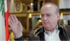 وهاب: ألفت نظر ميقاتي إلى 3 قضايا هي خطة العريضي للنقل المشترك ودعم