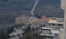 المسيحيون متشبثون في وادي النصارى وكنيستهم الأرثوذكسيّة غائبة