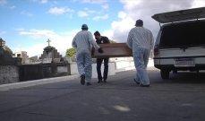 الصحة البرازيلية: 666 وفاة جديدة و25348 إصابة بفيروس كورونا