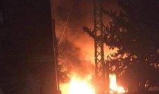 عودة التوتّر إلى بلدة وادي الجاموس العكارية وإحراق أحد المنازل