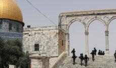 الشرطة الإسرائيلية: اعتقال شاب حاول تنفيذ عملية طعن في البلدة القديمة بالقدس