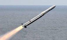 كوريا الشمالية تختبر بنجاح إطلاق نوع جديد من صواريخ كروز بعيدة المدى