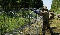 سلطات العراق بدأت بمنح جوازات مرور لمواطنيها العالقين على الحدود الليتوانية البيلاروسية