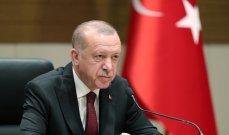 أردوغان: تركيا تريد من الولايات المتحدة أن تغادر سوريا والعراق