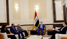 الكاظمي التقى مبعوثة الأمم المتحدة للعراق: الجهود الحكومية المستمرة هدفها إنجاح الانتخابات