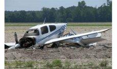 مقتل وإصابة 9 أشخاص في هبوط اضطراري لطائرة ركاب روسية في سيبيريا