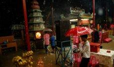 مقتل 6 أشخاص وتدمير 70 ألف منزل بسبب الفيضانات في تايلاند