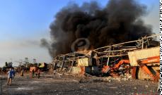 ملاحقة الأمنيين والقضاة في إنفجار المرفأ راوح مكانك