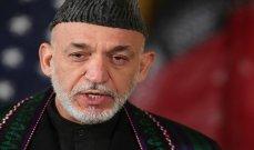 الرئيس الأفغاني الأسبق: