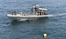 الجيش: إحباط عملية تهريب أشخاص عبر البحر قبالة سواحل طرابلس فجرا