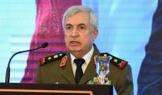 وزير الدفاع السوري بحث مع رئيس الأركان الأردنية بأمن الحدود ومكافحة الإرهاب والتهريب