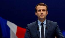 ماكرون: شرعية الحكومة الحالية في مالي هي باطلة ديمقراطيا