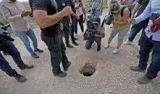 هيئة البث الإسرائيلية: القبض على أسيرين آخرين من الفلسطينيين الذين خرجوا من نفق سجن جلبوع