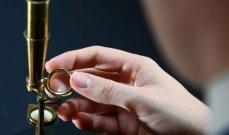 مجهر عمره 200 عام لـ عائلة داروين يُطرح للبيع في مزاد