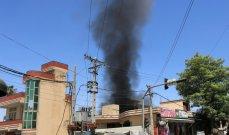 إنفجار عبوة ناسفة في مدينة جلال آباد شرقي أفغانستان