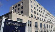 مصدر بالخارجية الأميركية للشرق الأوسط: قوات سوريا الديمقراطية لا تستطيع مواجهة