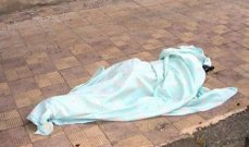 نقل جثة رجل من الجميلية إلى مستشفى سبلين الحكومي