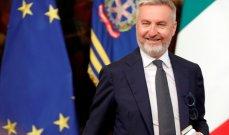 وزير الدفاع الإيطالي: منطقة الساحل الافريقي تبقى في قلب التزامنا