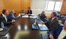 حميه: لا بيع لأصول الدولة مطلقا وأنا بصدد إعداد دراسة لنظام جديد لمرفأ بيروت