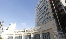 مصرف لبنان: دولار المحروقات على سعر المنصة وحليب الأطفال والمواد الأولية والأدوية على الـ 1500