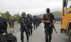 الدفاع الصربية: استنفرنا قواتنا على الحدود مع كوسوفو