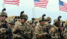 مسؤول أميركي: 5 جرحى في إطلاق نار في قاعدة عسكرية أميركية شمالي واشنطن
