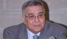 الجمهورية: بوحبيب سيبلغ شيا رغبة لبنان باستئناف مفاوضات ترسيم الحدود البحرية