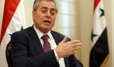 السفير السوري: الأسد وجه بسرعة نقل حاجات اللبنانيين من المحروقات ولم ولن نخرق سيادة لبنان