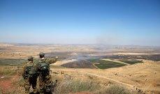 مياه الجولان ومصادرها الطّبيعية جلبا لها التّطهير الإِسرائيليّ العرقيّ