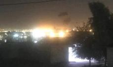 طائرات مسيّرة مفخخة استهدفت مطار اربيل الدولي بعدد من الصواريخ