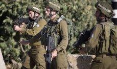 الجيش الإسرائيلي رفع حالة التأهب في الضفة الغربية