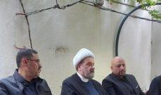 المفتي عبدالله عن أحداث الطيونة: من يظن أن قتلنا يضعفنا واهم