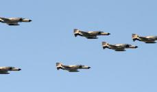 القائد العام للجيش الايراني: القوة الجوية للجيش تزداد قوة واقتدار يومًا تلو الآخر
